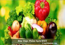 Bán thực phẩm sạch BMT