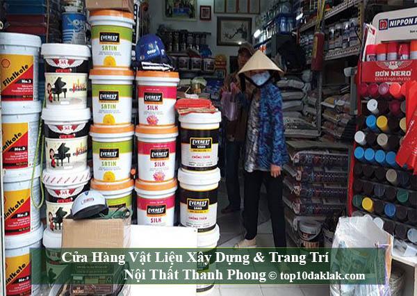 Cửa Hàng Vật Liệu Xây Dựng & Trang Trí Nội Thất Thanh Phong