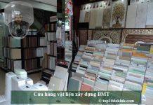 Cửa hàng vật liệu xây dựng BMT