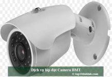 Dịch vụ lắp đặt Camera BMT
