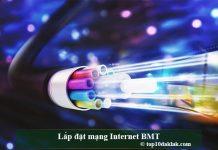 Lắp đặt mạng Internet BMT
