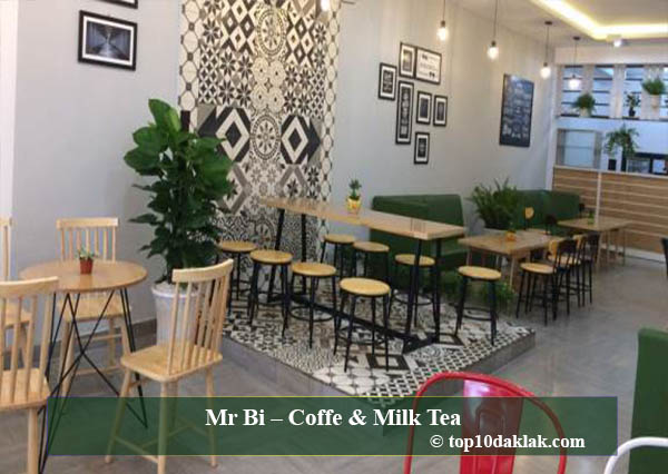 Mr Bi – Coffe & Milk Tea