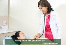 Phòng khám sản phụ khoa BMT