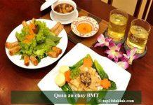 Quán ăn chay BMT