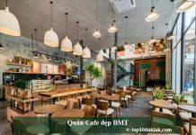 Quán Cafe đẹp BMT