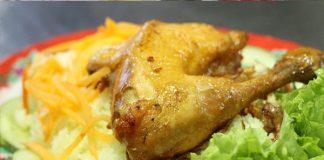 Quán cơm gà BMT