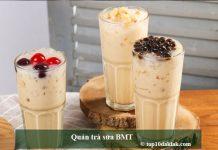 Quán trà sữa BMT