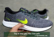 Top 10 shop giày Nike toàn quốc