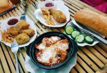 quán ăn vặt tại bmt daklak