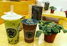 trà sữa ngon tại bmt daklak
