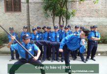 Công ty bảo vệ BMT