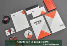 Công ty thiết kế quảng cáo BMT