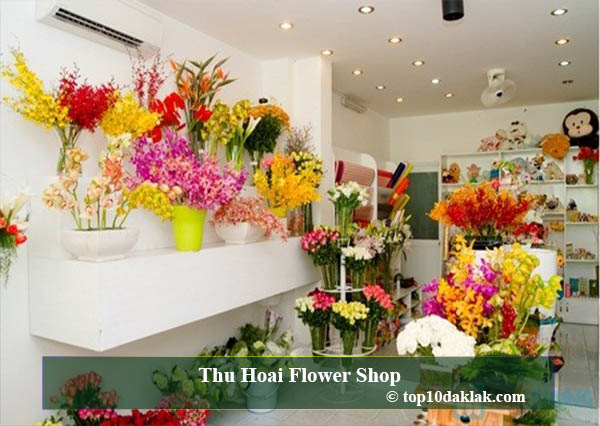 Thu Hoai Flower Shop