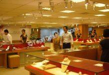 Cửa hàng vàng bạc đá quý buôn ma thuột