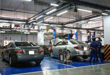 garage sửa chữa ô tô bmt daklak