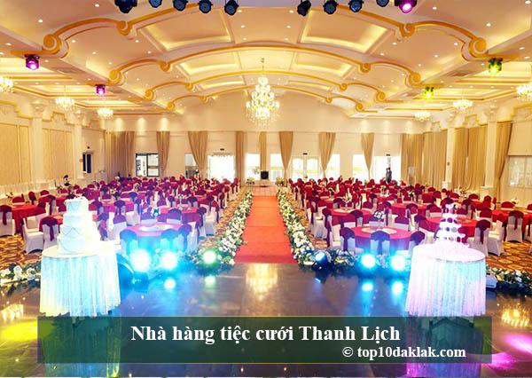 Nhà hàng tiệc cưới Thanh Lịch