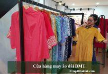 Cửa hàng may áo dài bmt