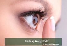 Kính áp tròng BMT