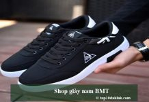 shop giày nam bmt
