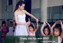 trung tâm dạy múa bmt