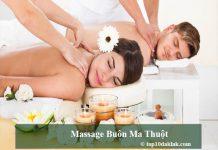 Massage buôn ma thuột