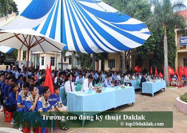 Trường cao đẳng kỹ thuật Daklak