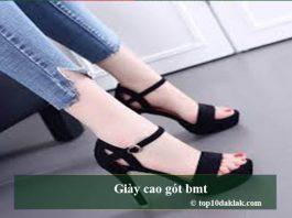 shop giày cao gót bmt