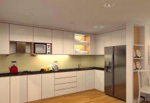 Kính ốp bếp - Lựa chọn hòa hảo cho căn bếp nhà bạn