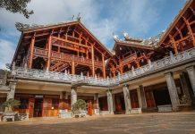 chùa Khải Đoan địa điểm checkin